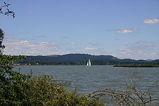 Fern ridge lake 081