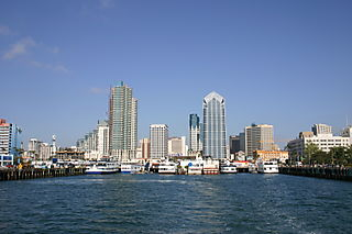 San Diego from ferry 002