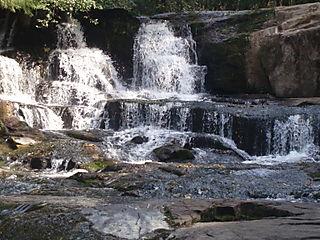 Alsea falls11