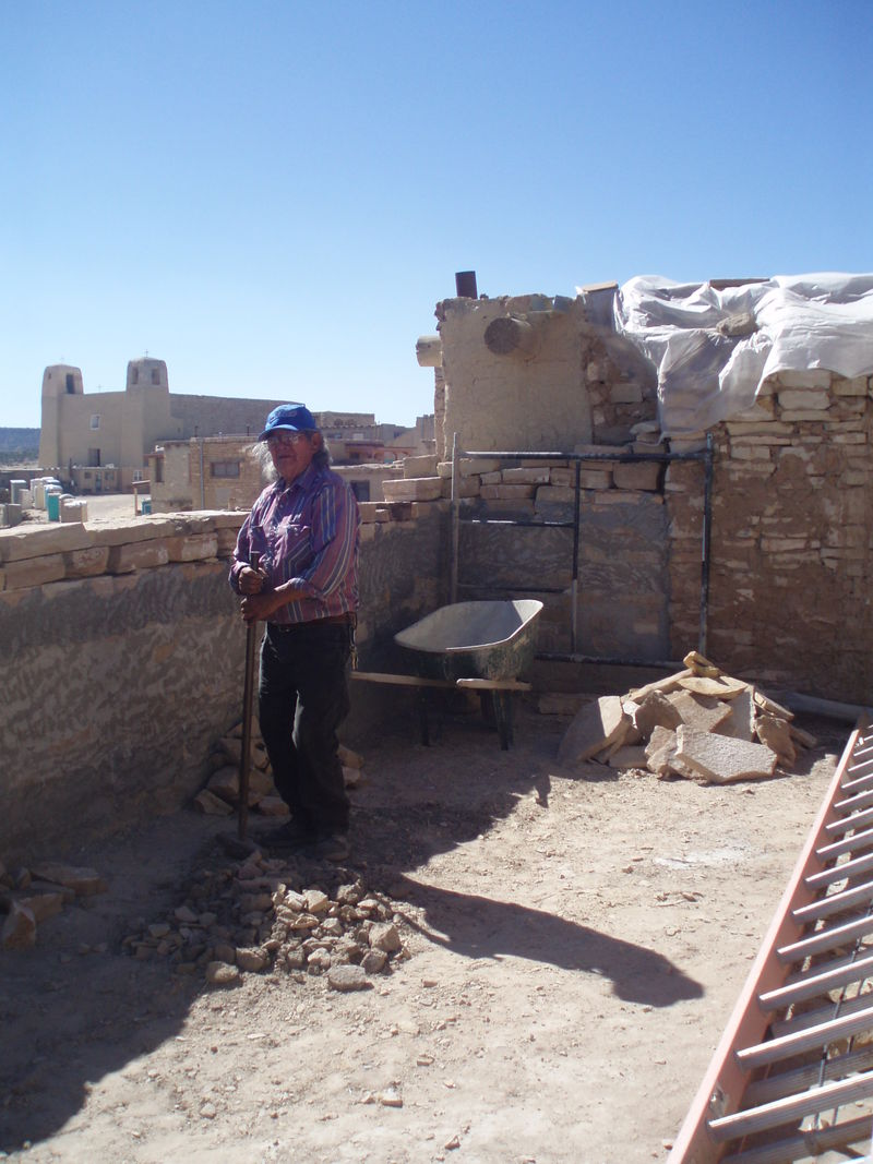 Acoma worker 38