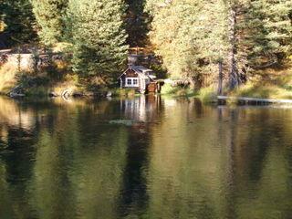 Cabinon clark fork river sept 06 , idaho0116
