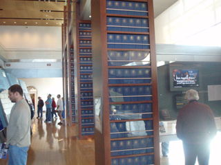 Stacks clinton library 35