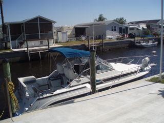 Upriver dock13