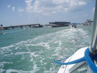 Boca grande swing bridge 40