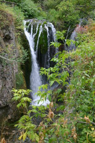 Spearfish. waterfall _0433