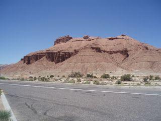 I 70 road - 72