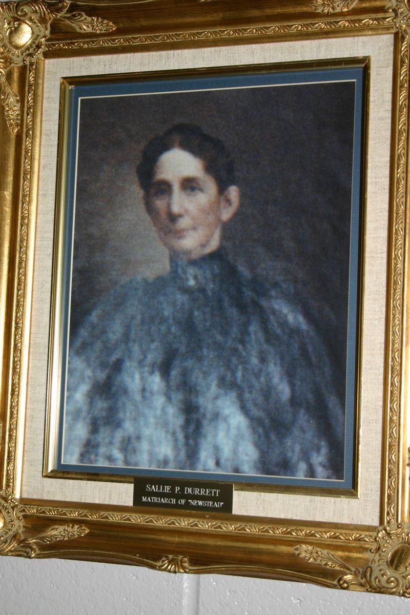 Sallie P durrett painting auditorium 0531