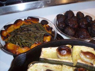 Oven dinner 42