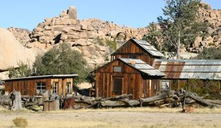 Key's Ranch Buildings 1186