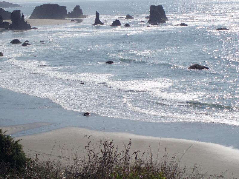 Rocky beach 48