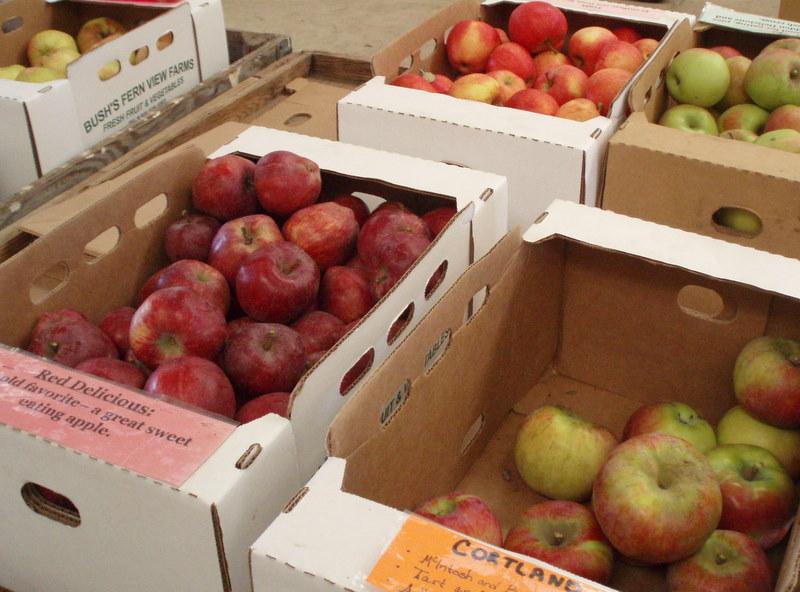 Bush's apples 36