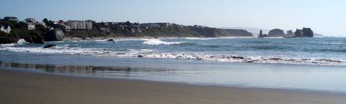 Beach and condos 071