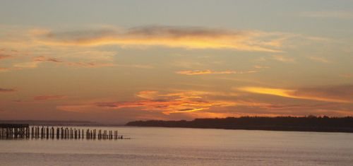 Winchester bay sunset 2007 01