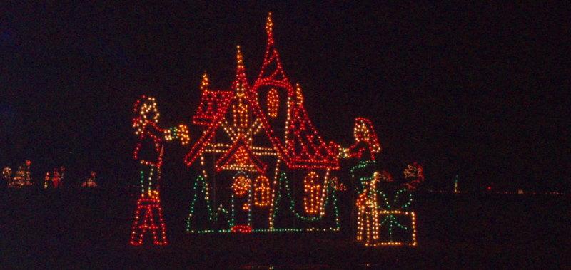 Lights decorating 060