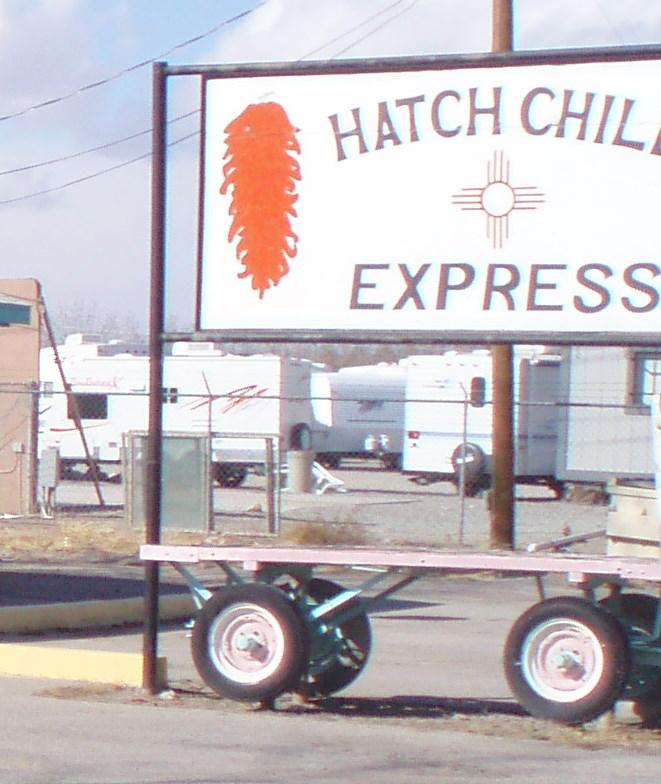 Hatch NM fall 200653