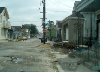 NINTH WARD STREETUU029