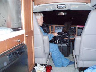 Roadtrek computer 33