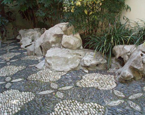 Stone path 18