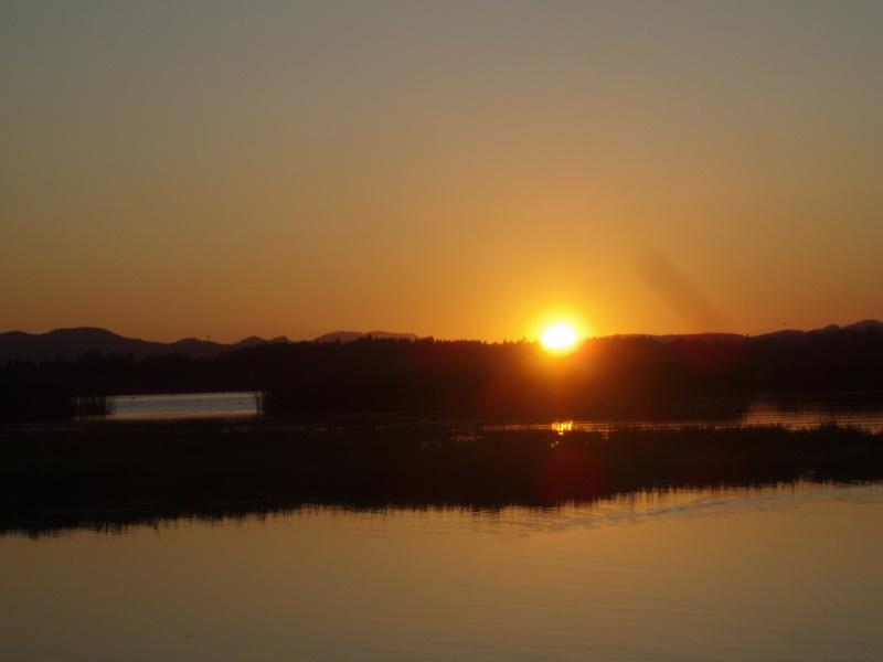 Sunset f boat 002