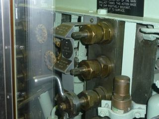 Bouyancy control valves