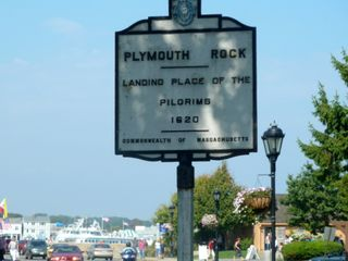 Welcome sign plymouth-1