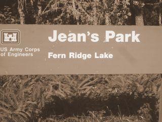 Jeans park sign 16