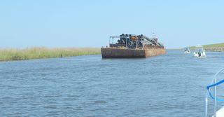 Workboat - us passing