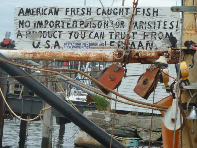 Fisherman RI sign 018