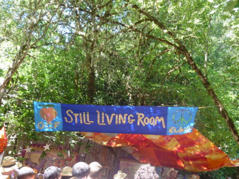 Sign still living room 2