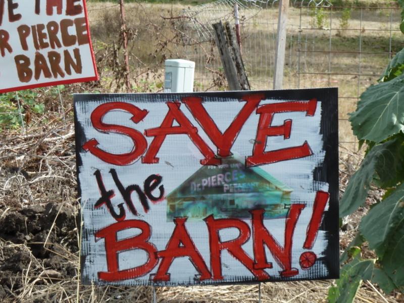 Save the barn 2