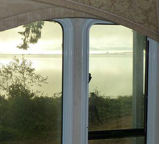 SUNRISE TH WINDOW