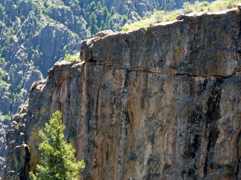 Canyon wall-1