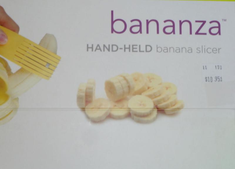 Banana slicer-1