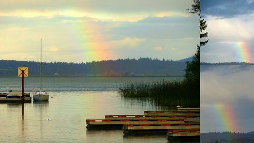 Rainbows oct 2011
