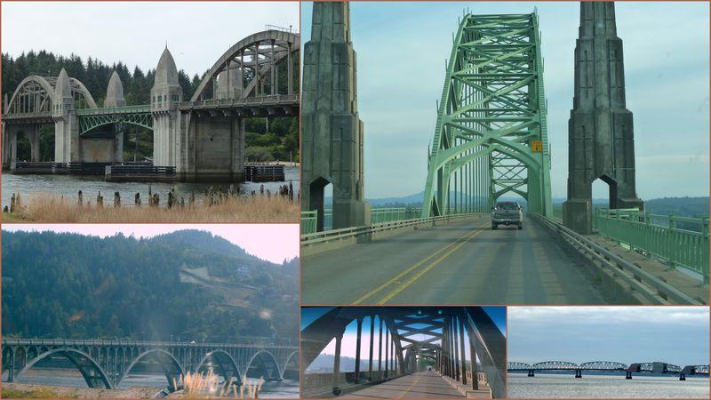 Bridges of the oregon coast