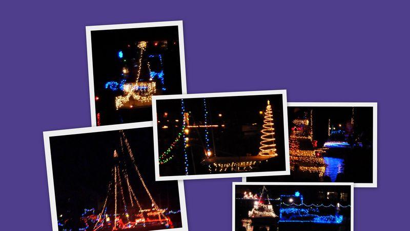 Boat parade cc