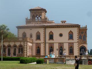 Ringling house Sarasota