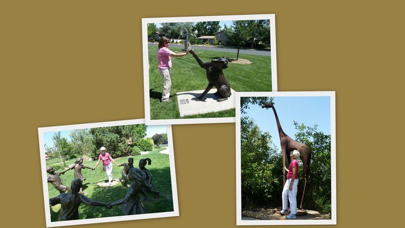 Benson pk sculpture garden3