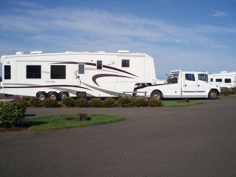 Teton and truck WB 31