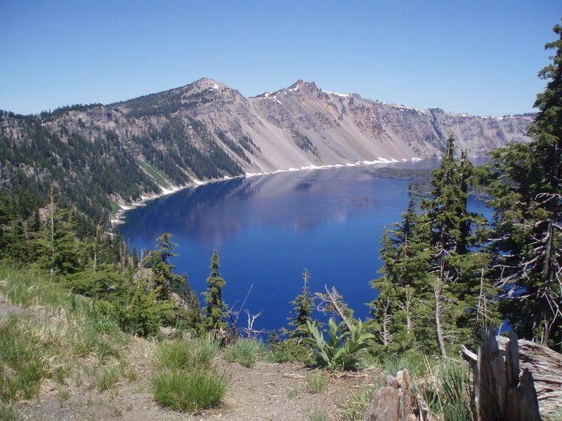 Lake view snow 30