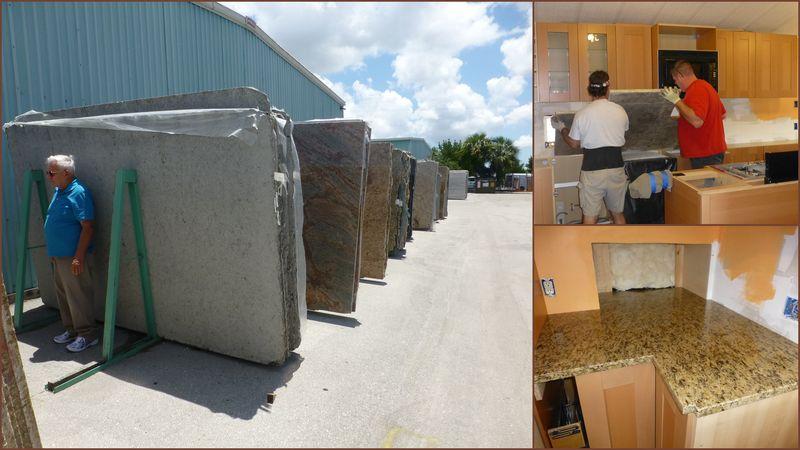 Granite countertops 2013