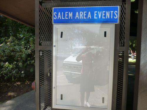 SALEM NON-ACTIVITY
