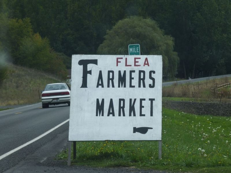 flea farmers market