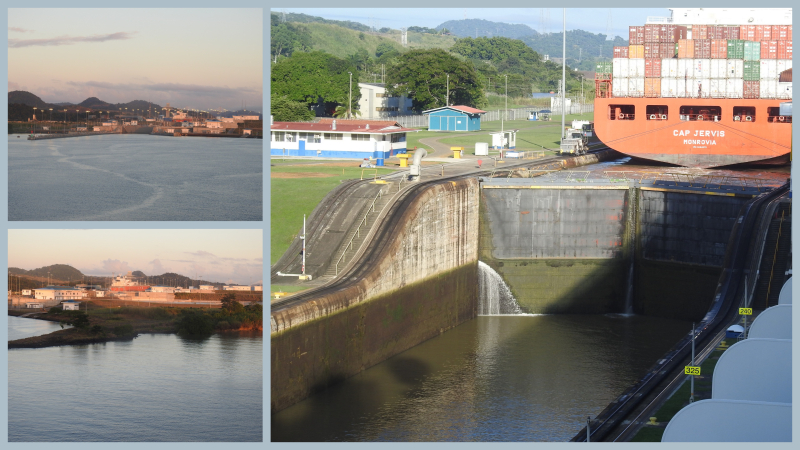 Cruise panama canal first sort2