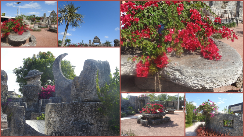Redland trip coral castle 2018