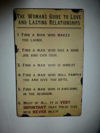 FIND A MAN SIGN2