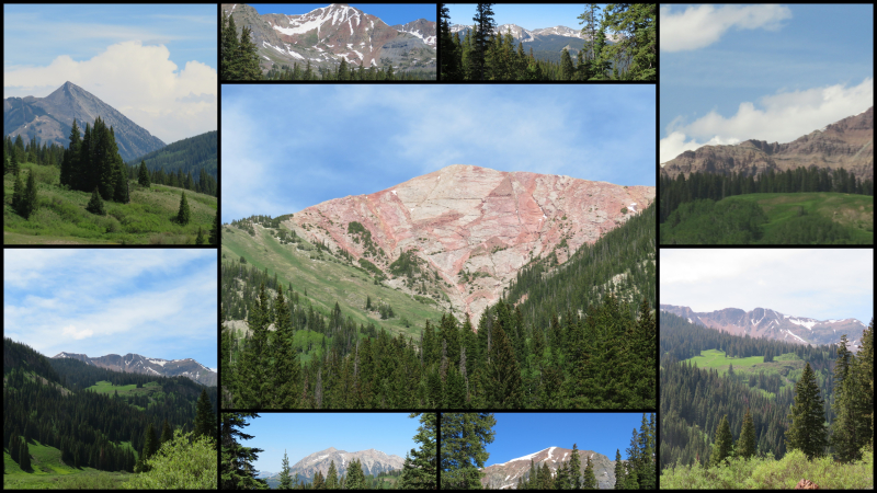 Crested Butte Colorado june 20181