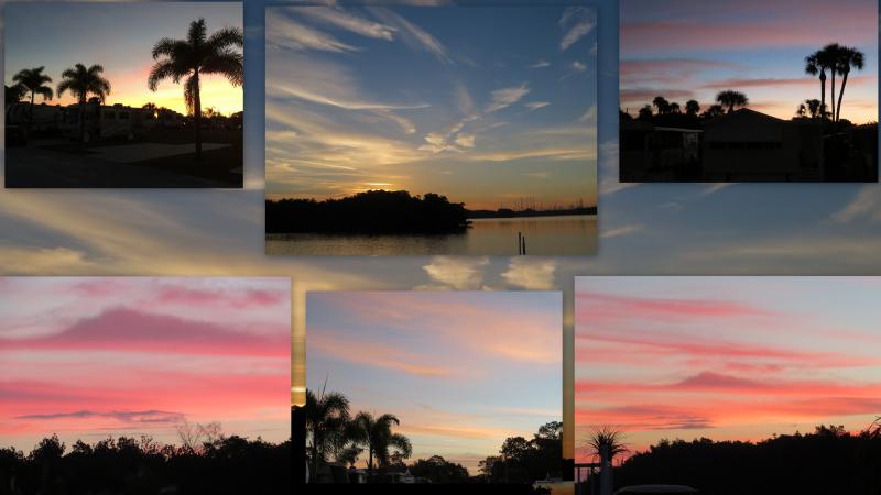 Upriver Sky