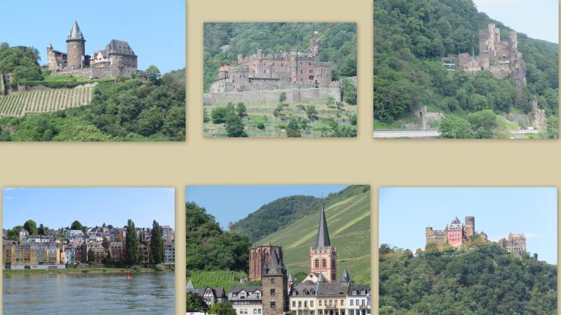 11 Rhine Castles Wertheim to Koblenz1
