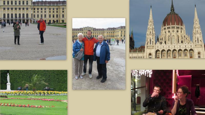 2 Vienna Austria